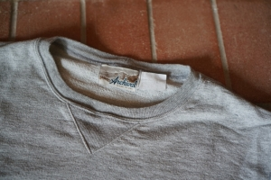 Gray Sweatshirt USA