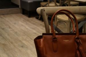 Candace Leather Handbag
