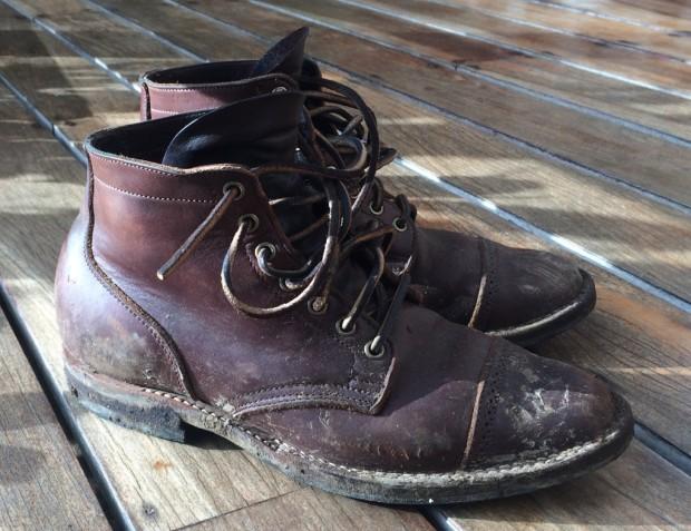 Costa Rica Muddy Viberg Boots