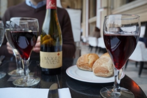 French Wine & Bread