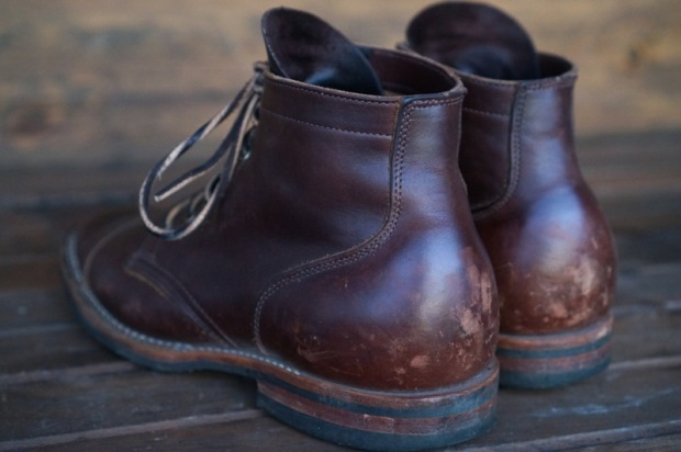 Viberg Boots 100 Wears10