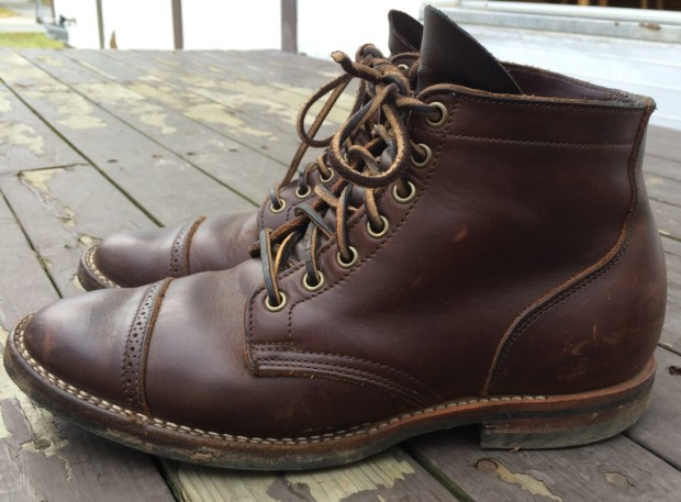 Chromexcel Horween Brown Leather
