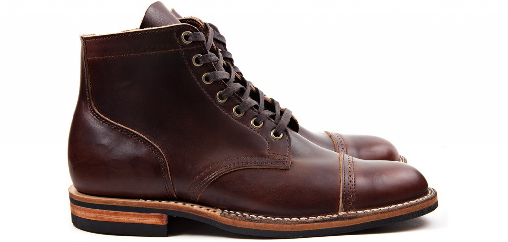 Viberg Service Boots Brown Chromexcel